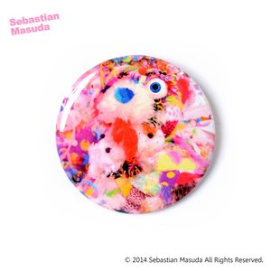 Sebastian.M Colorful Rebellion Seventh Nightmare Medium Badge