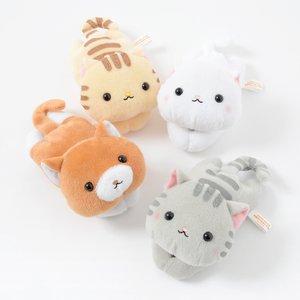 Plushies / Plushie Sets / Nyanko Pouncing Kitten Plush Clothes Pins