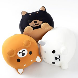 Mogucchi Wan Wan Beanbag Cushion Plush Collection