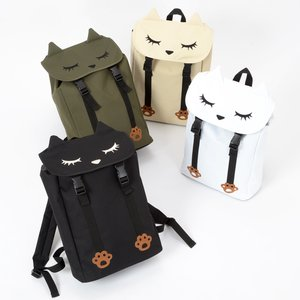 J-Fashion / Bags & Purses / Pooh-chan Flap Backpack