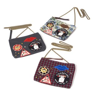 FLAPPER Ladies Wappen Pouch