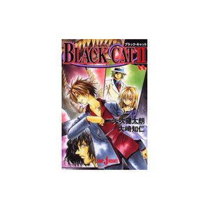 Books / Other Books / Black Cat Vol. 2 (Light Novel)