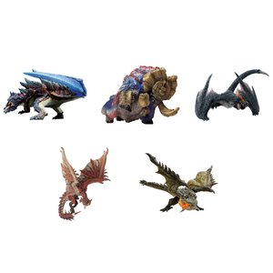 Figures & Dolls / Scale Figures / Capcom Figure Builder Monster Hunter Standard Model+ Vol. 4
