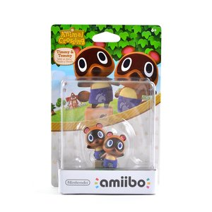 Gaming / Game Accessories / Animal Crossing Timmy & Tommy amiibo
