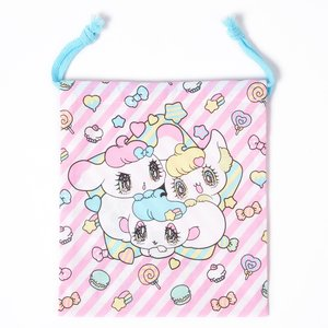 Home & Kitchen / Pouches & Other Cases / Peropero Sparkles Drawstring Bag
