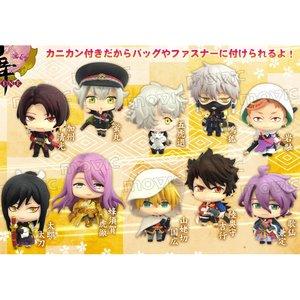 Figures & Dolls / Chibi Figures / Color-Colle Touken Ranbu -Online- Chibi Figure Box Set