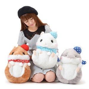Attaka Coroham Coron Hamster Plush Collection (Big)