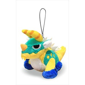 Plushies / Small Plushies / Monster Hunter Zinogre Mini Plush
