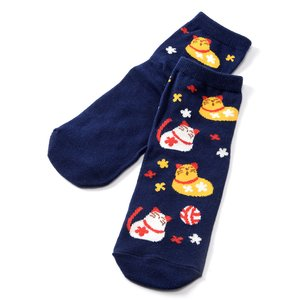 Nagomi Modern Cat Socks
