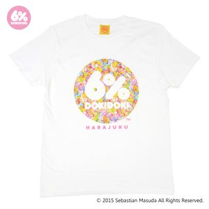 6%DOKIDOKI Colorful Rebellion Logo Tee
