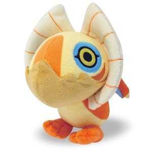 Plushies / Medium Plushies / Monster Hunter Yian Kut-Ku Plush