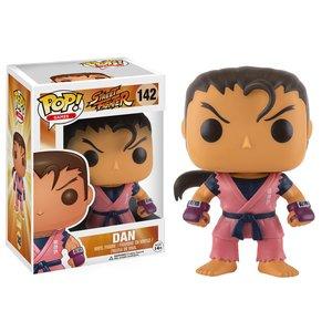 Toys & Knick-Knacks / Soft Vinyl Figures / Pop! Games: Street Fighter - Dan