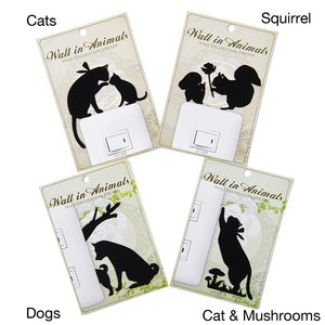 Home & Kitchen / Home Decor / Wall Animals Wall Story Wall Stickers