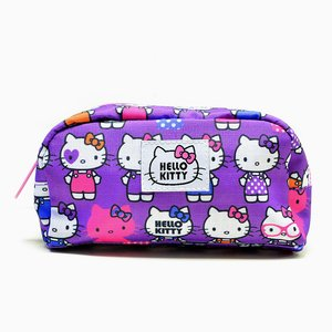 Stationery / Pencil Cases / Hello Kitty Lavender Tone Pen Pouch