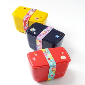 Home & Kitchen / Bento Containers / Cool Bento 2-Tier Box