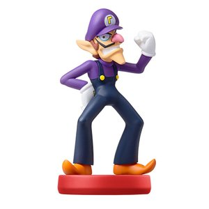 Gaming / Game Accessories / Super Mario Waluigi amiibo