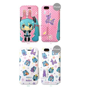 Stationery / Smartphone Cases / Miku Rody iPhone 6/6s Flip-Style Cases
