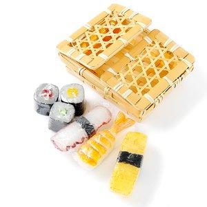 Sushi Candle Gift Set (w/ Box)