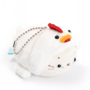 Toys & Knick-Knacks / Collectable Toys / Sirotan Chicken Plush (Ball Chain)