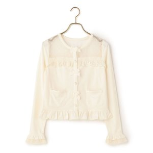 LIZ LISA Cut Cardigan