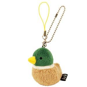 Toys & Knick-Knacks / Collectable Toys / Plushies / Plushie Sets / Irotoridori Wild Duck Keychain Strap