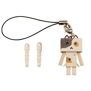 Toys & Knick-Knacks / Collectable Toys / Other Goods / Nyanboard Strap Charm - Orange Calico