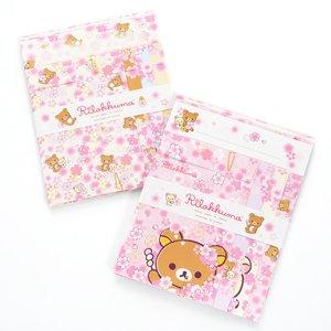 Rilakkuma Sakura Letter Sets