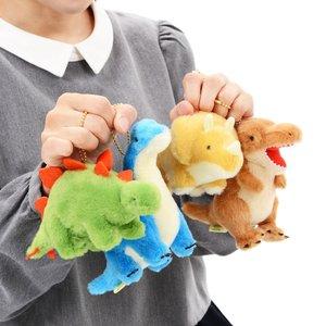 Dokidoki Dinosaur Age Plush Collection (Ball Chain)