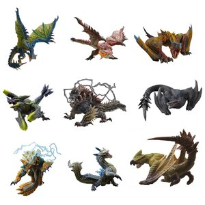 Figures & Dolls / Scale Figures / Capcom Figure Builder Monster Hunter Standard Model Anger Collection