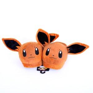 Pokémon Eevee Unisex 3D Plush Slippers