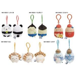 Sumikko Gurashi 5th Anniversary Dangling Plush Collection