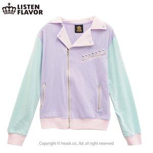 J-Fashion / Cardigans & Hoodies / LISTEN FLAVOR Unicorn Heart Riders Blouse