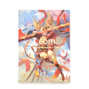 T.com: Toshiaki Takayama Illustration File Vol. 11
