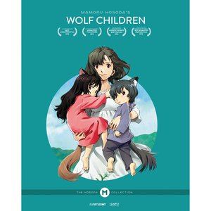 Wolf Children: Hosoda Collection Collector's Edition Blu-ray/DVD/UltraViolet Combo Pack