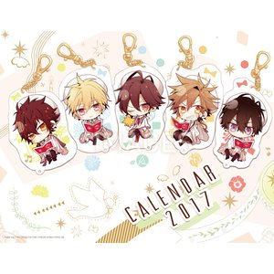 Art Prints / Calendars / Uta Natsume 2017 Desktop Calendar