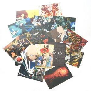 One-Punch Man Autumn Festival 2016 Postcard Set