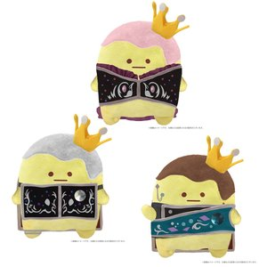 IDOLiSH7 King Purin x TRIGGER Stuffed Toy