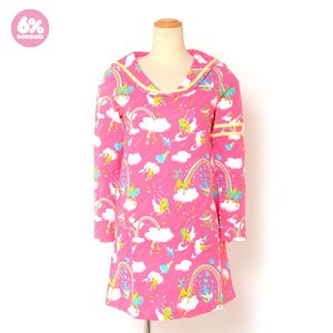 "6%DOKIDOKI ""Welcome to 6%DOKIDOKI World!! Sailor Suit Dress"