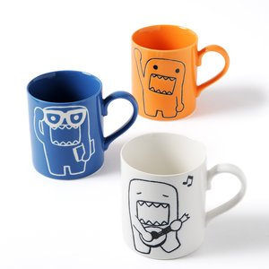 Home & Kitchen / Mugs & Glasses / Life Is Domo Mugs