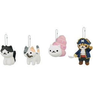 Plushies / Big Plushies / Neko Atsume Big Plush Straps Vol. 18