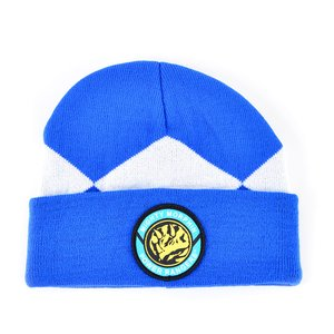 Otaku Apparel & Cosplay / Hats & Caps / Power Rangers Blue Suit Up Beanie