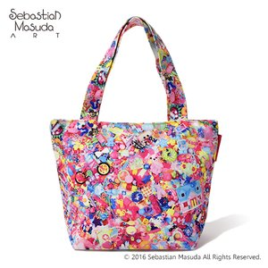 J-Fashion / Bags & Purses / 6%DOKIDOKI Colorful Rebellion -THANK YOU ALL- Lunch Tote Bag