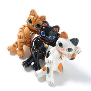 Lucky Cat Small Figurines