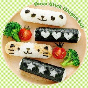Deco Stick Onigiri Set