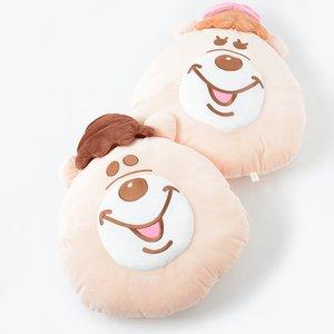 Kumatan Face Cushions