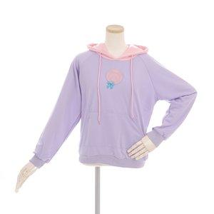 milklim Lavender Pullover