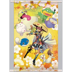 Art Prints / Tapestries / Mystery Dungeon: Shiren the Wanderer 5+ Tapestry
