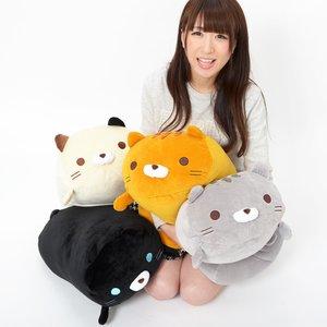Plushies / Big Plushies / Sasurai no Tabineco Fuwa Mocchi Large Plush Collection