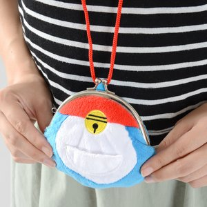 Home & Kitchen / Pouches & Other Cases / Doraemon Clasp Pouch (New Ver.)