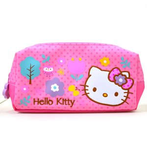 Stationery / Pencil Cases / Hello Kitty Happy Woods Pen Pouch